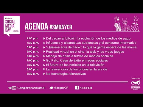 Social Media Day Costa Rica II Bloque