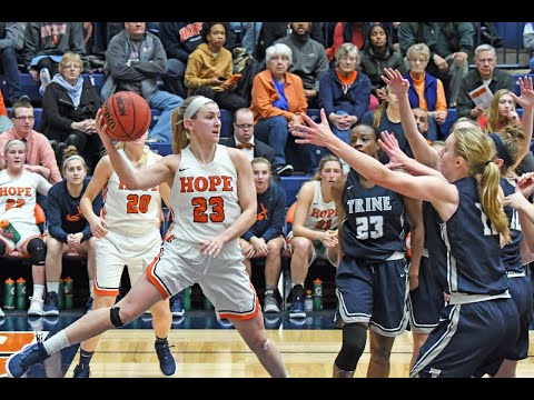 Hope College v. Finlandia University - NCAA D3 Women's Basketball