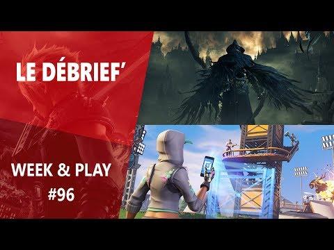 Fortnite milliardaire, From Software sur deux jeux et nouveautés 2019 | WP#96