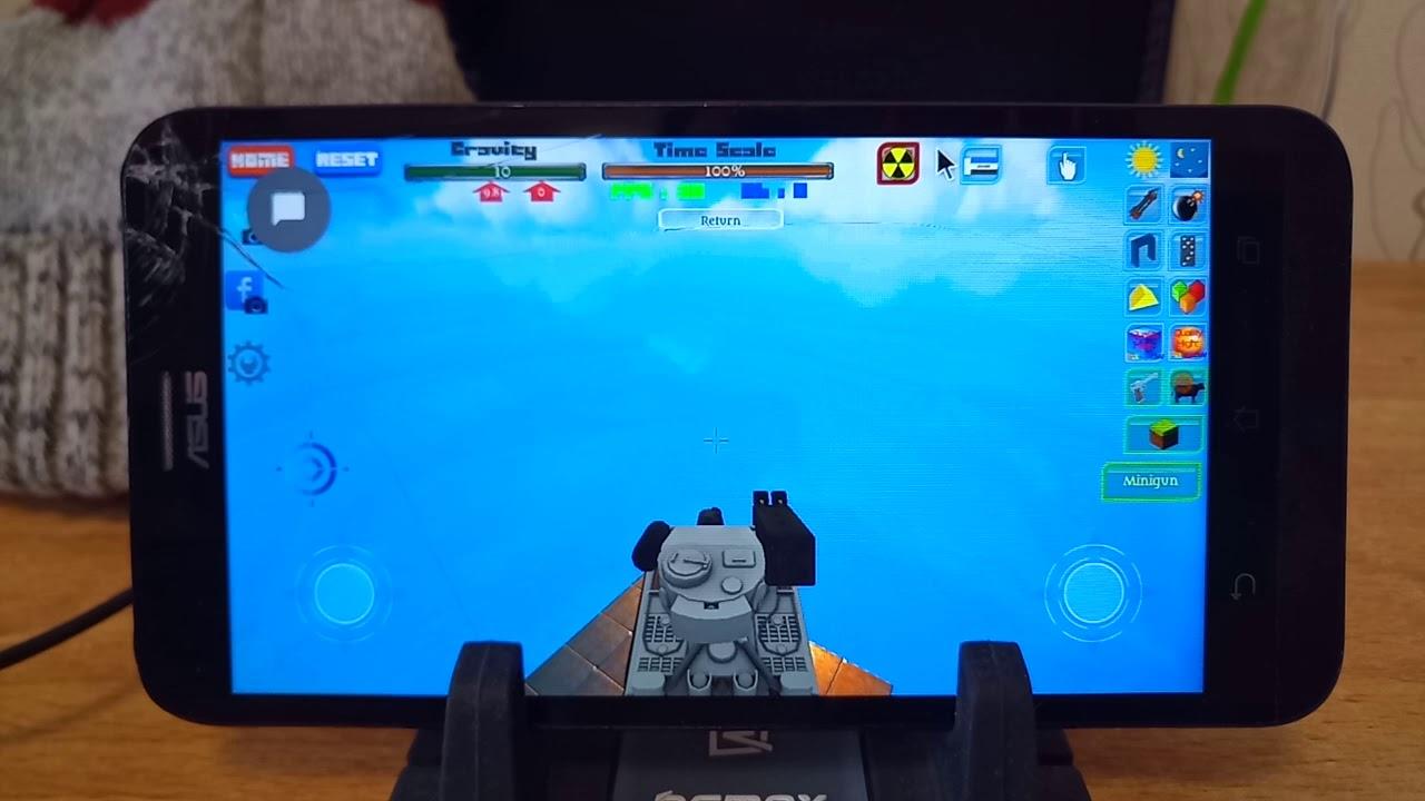 сломанный экран к играм
