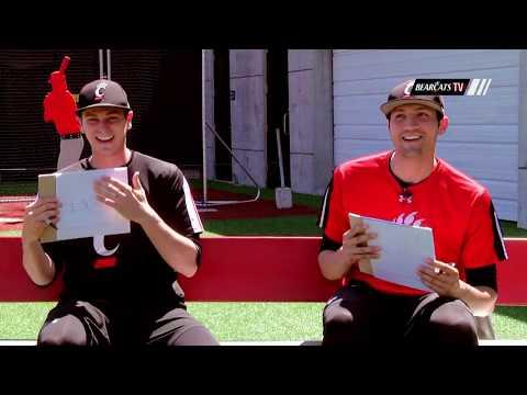 Cincinnati Baseball: The Best Friends Challenge with JT Perez and Jarrod Yoakam