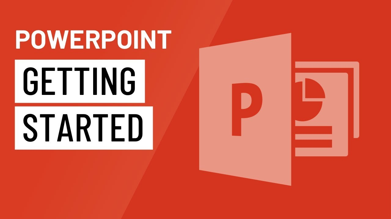 PowerPoint: Getting Started
