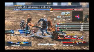 The Last Remnant PC Gameplay Full HD