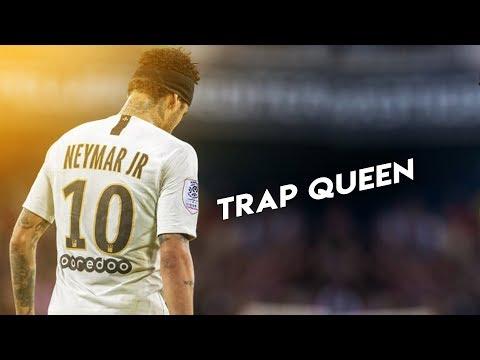 Neymar Jr • Trap Queen • Skills Show 2019 | HD |
