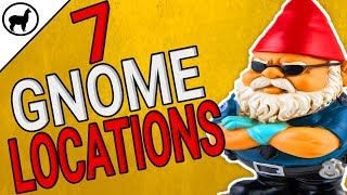 How to Find 7 Gnome Locations | Search the Hidden Gnome Challenge Week 7 | Fortnite Battle Royale
