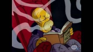 Les Simpson Horror Show - Saison 2 - Le Corbeau