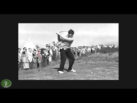 5 Time Open Champion Peter Thomson Golf Swing Analysis