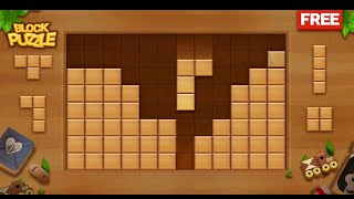 Kid games | wood block puzzle | games for children