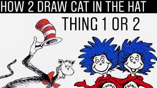 Draw Cat In The Hat Search On Easytubers Com Youtube Videos And