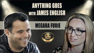 James English meets Dominatrix Megara Furie to talk to her clients crazy fetishes