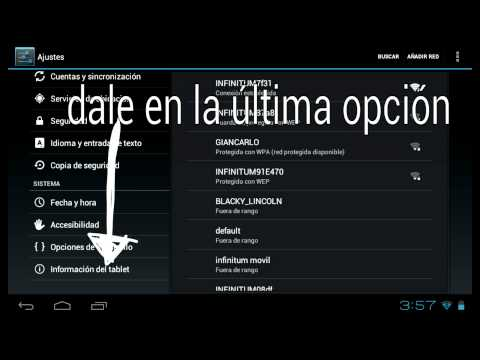 actualizar acer iconia a100 android 4
