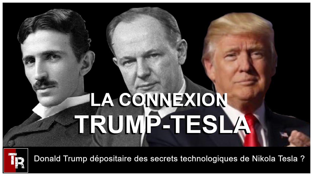De Nikola Tesla à Donald Trump : une connexion qui questionne - YouTube