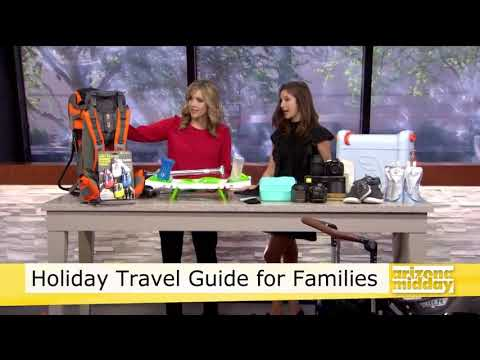 Family Travel Tips- Arizona Midday 12 News