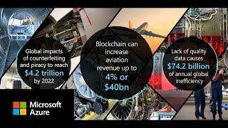 Blockchain in aviation