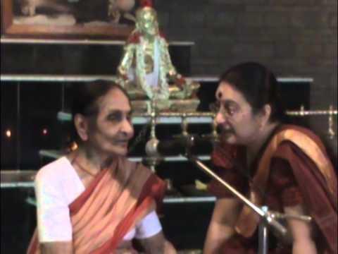 Padma Swaminathan interview