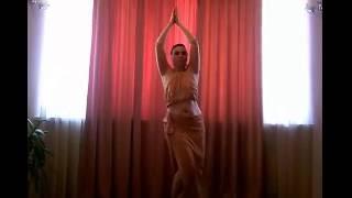 Танец Мандала (все восьмерки волны и спирали)
