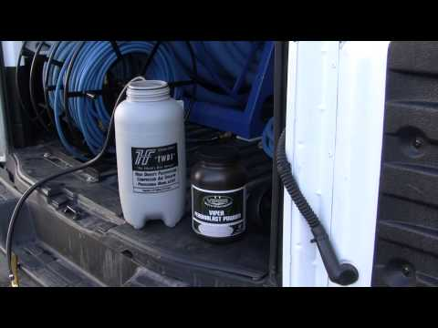 CH05GL CH50GL CH48A HYDRO FORCE VIPER CONCRETE CLEANING SYSTEM