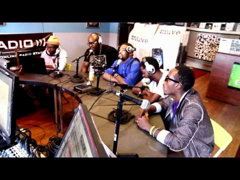 The UNDERDOGS Interview on The Eddie Kane Show