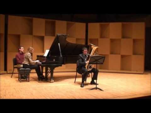 Hindemith - Sonata for Bass Tuba, mvt. I