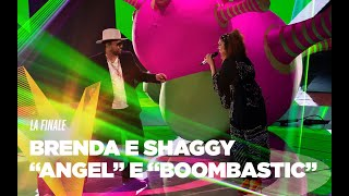 "Brenda Carolina Lawrence e Shaggy ""Angel / Boombastic"" - Finale - The Voice of Italy 2019"