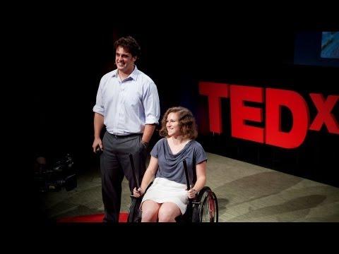 Amos Winter: Der günstige Gelände-Rollstuhl