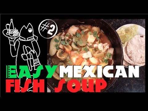 Yellowtail Fish Soup Recipe? Authentic Caldo De Pescado Michi, A Yummy Mexican Fish Soup Recipe