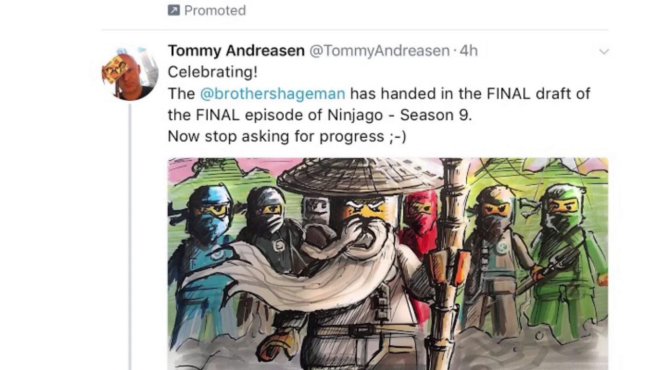 Ninjago Staffel 9