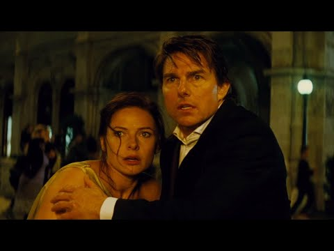 MISSION: IMPOSSIBLE- ROGUE NATION Is...So Good That I Brain-Dumped 70% Of The Movie