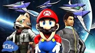 SMG4: If Mario Was In... Starfox (Starlink Battle For Atlas)