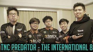 TnC Predator Profile. The International 8 Qualified Team. TI8 Dota 2 by Time 2 Dota #dota2 #ti8