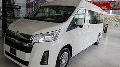 All New 2019 Toyota Hiace in Pakistan | Toyota Airport Motors | Muneeb Akram