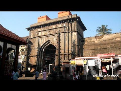 travel india@ mahalakshmi mata temple kolhapur city / tourist places in india