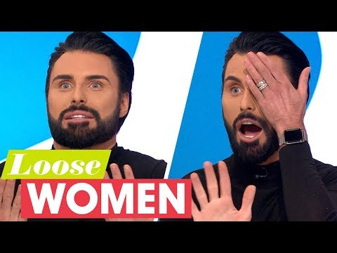 Rylan ClarkNeal Had Some Seriously Spooky Encounters While Ghost Hunting  Loose Women