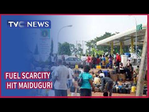 Fuel Scarcity Slows Economy Down In Maiduguri