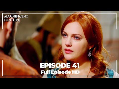 Magnificent Century Episode 41 | English Subtitle
