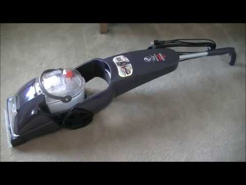 Bissell Powerlifter Carpet Cleaner Review Youtube