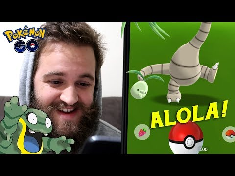 Alolan Forms Are Coming To Pokemon Go Very Soon! Im Hyped, Are You?