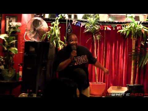Neil Duncan Stand Up Comedy at Calaloo   9 27 14