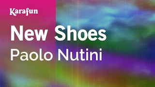 Karaoke New Shoes - Paolo Nutini *