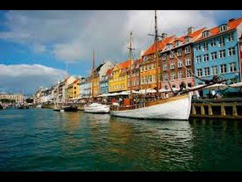 Scandinavie villes et chateaux historiques du Danemark