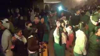 Grupo Ayllu Brothers en Zuleta Ecuador