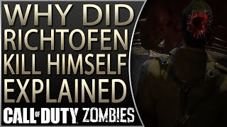 Black Ops 3 Zombies Storyline | Why Richtofen Shot Himself Explained | The Giant Storyline