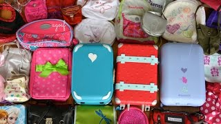 American Girl Doll Maryellen Packing For Sydney Australia! HD!