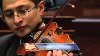 Recital de violín y piano - 10 Ago 2015 - Bloque 1