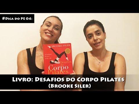 Dica do PE_04: Livro - Desafios do Corpo Pilates