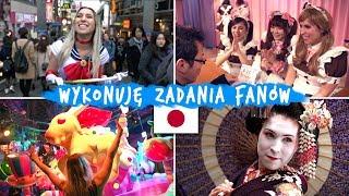 Aga w Japonii - wykonuję zadania od fanów!