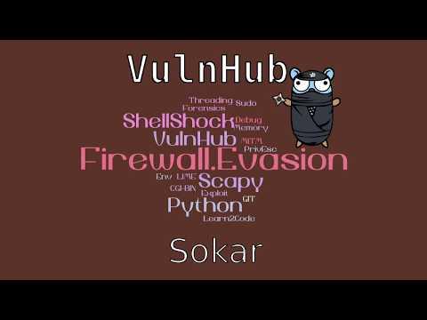VulnHub - Sokar