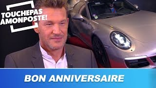 Anniversaire de Benjamin Castaldi : va-t-il gagner cette voiture de luxe ?