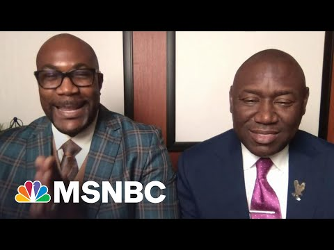 Philonise Floyd On The Chauvin Verdict: 'I Wanted To Jump Up And Down' | The ReidOut | MSNBC