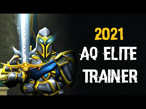 「UNDETECTED」AQ Elite Ultimate Trainer - Oct 2018 - Build 43.2 【SoulSaber】